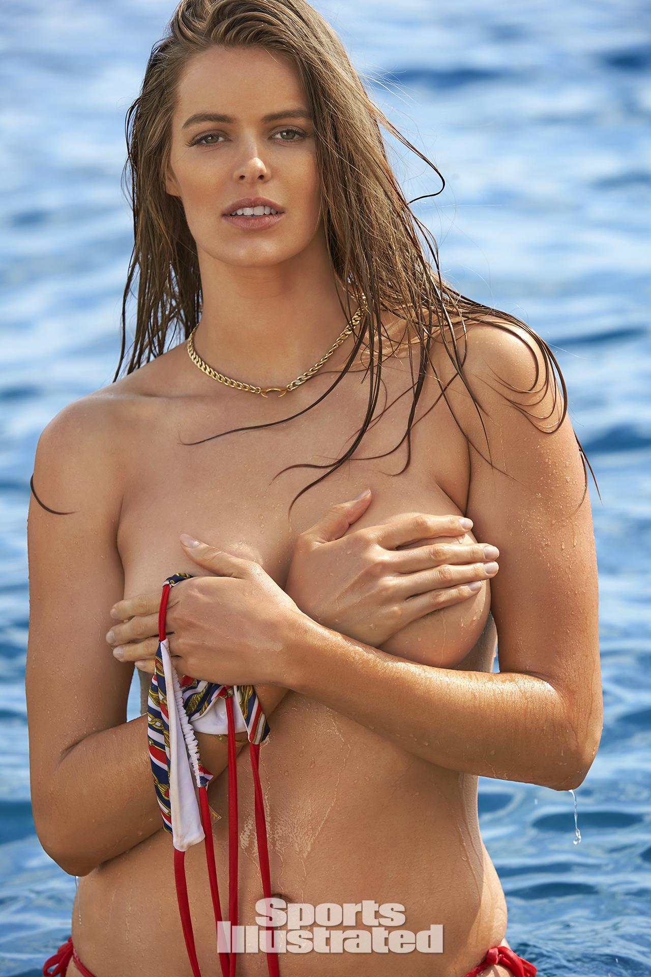 Swimsuit illustrated nude Nude Photos 2