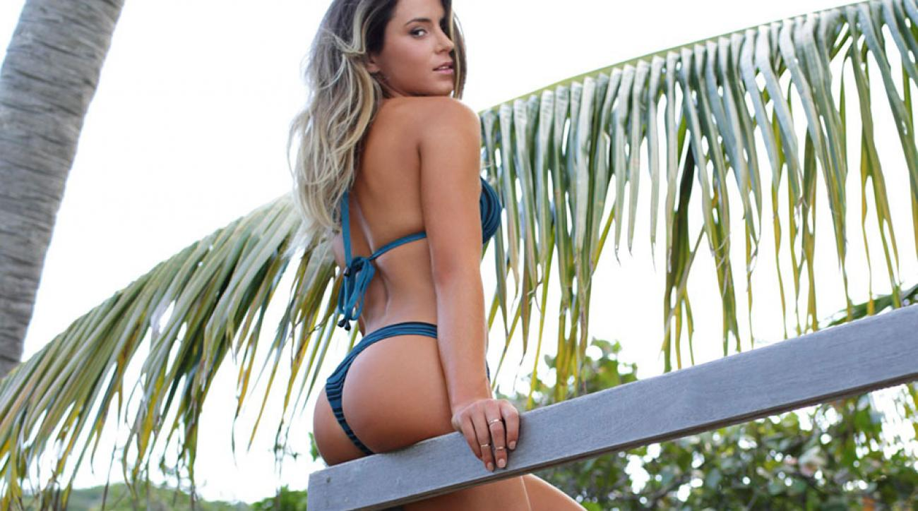 Anastasia Ashley, SI Swimsuit 2014