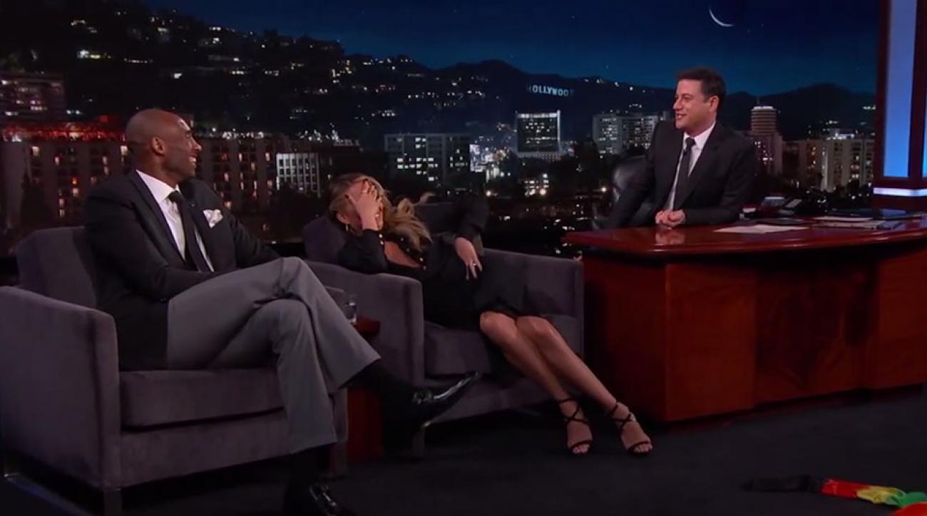Chrissy Teigen on Jimmy Kimmel Live!