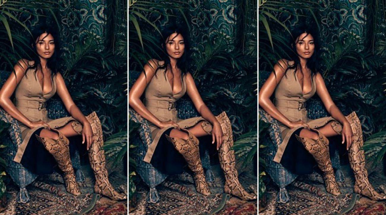 Jessica Gomes for InStyle Australia