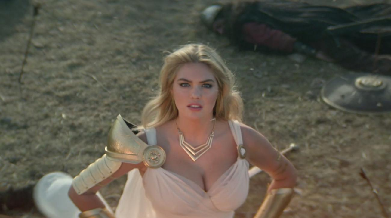 Friday Swim: Kate Upton is why you're about to download