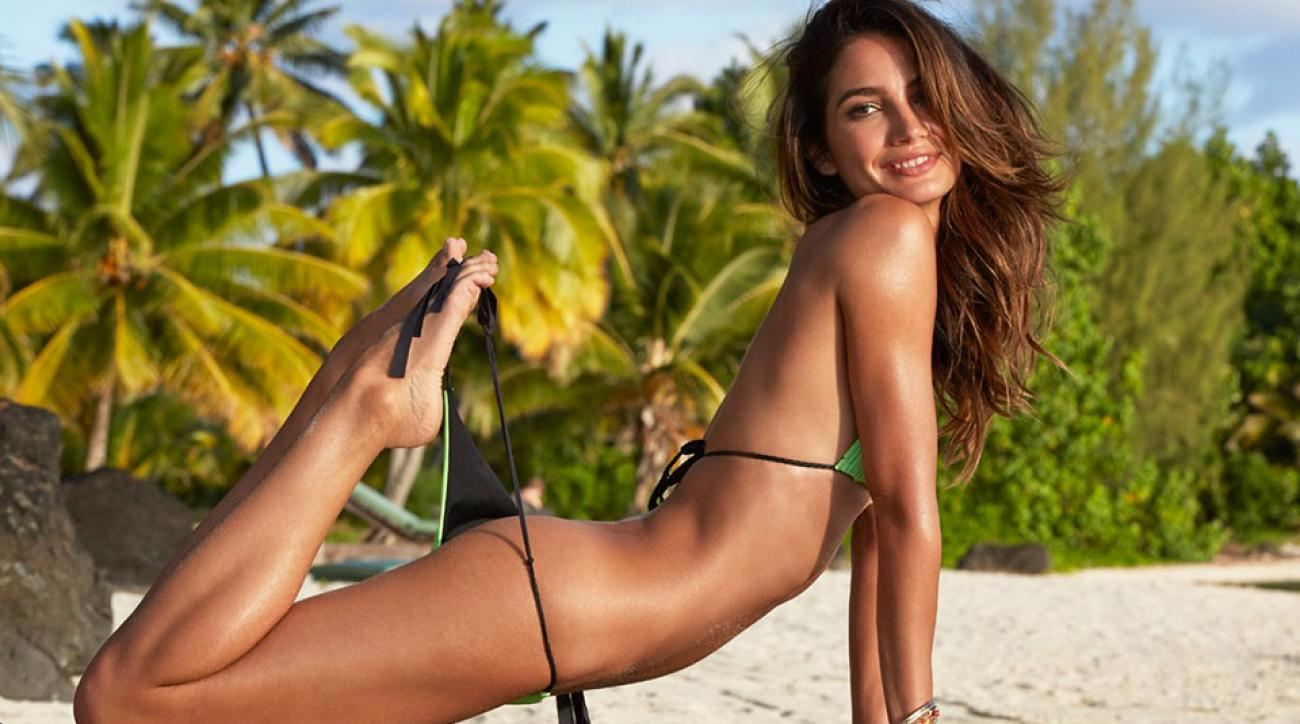 Lily Aldridge, SI Swimsuit 2014