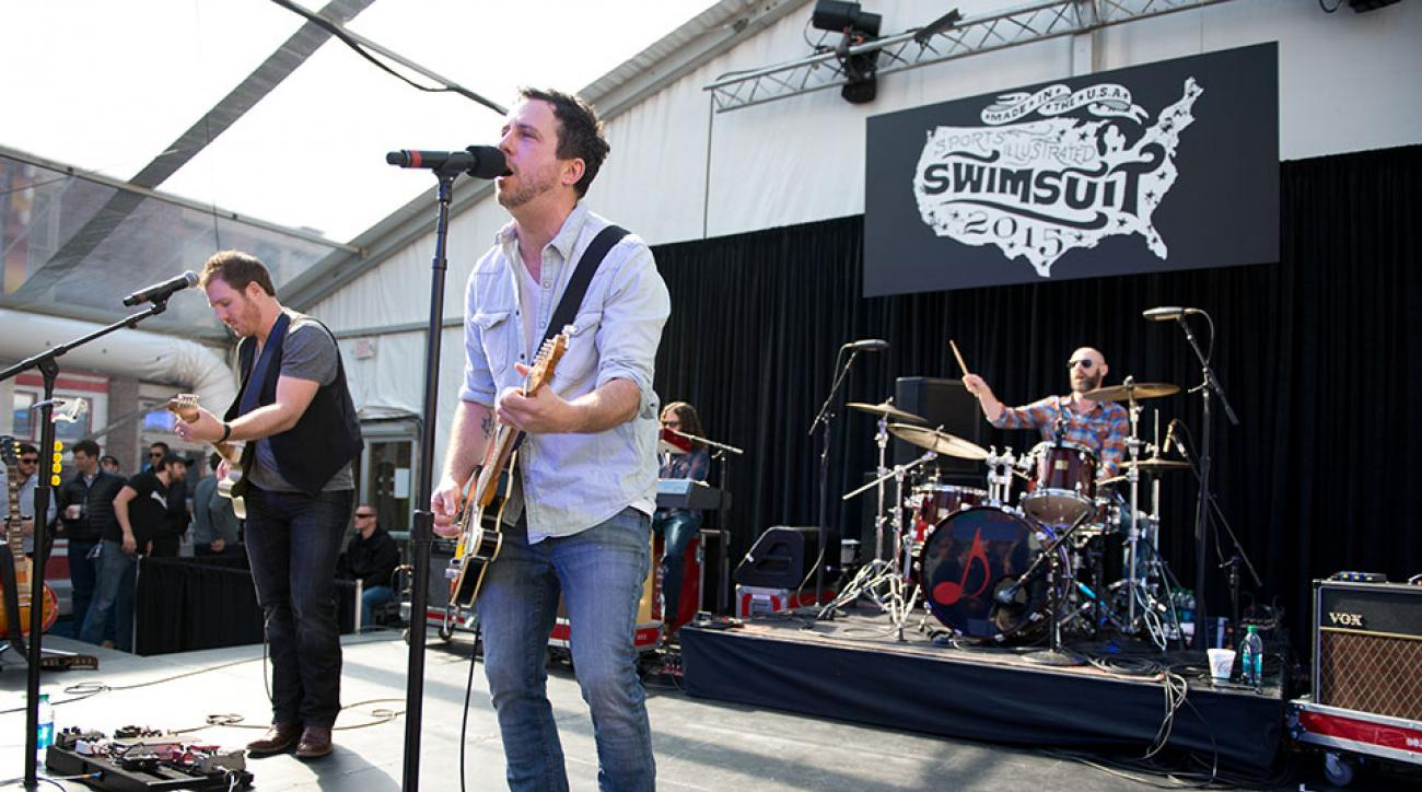 Will Hoge at SwimVille