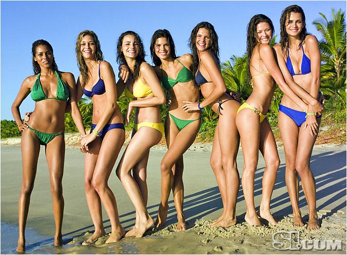 L-Space [Ana Paula]; Agua Doce [Ana B.]; Cyn & Luca [Fernanda T.]; L-Space [Raica]; Rosa Chá [Daniella]; Luli Fama [Aline]; Zimmermann [Fernanda M.]