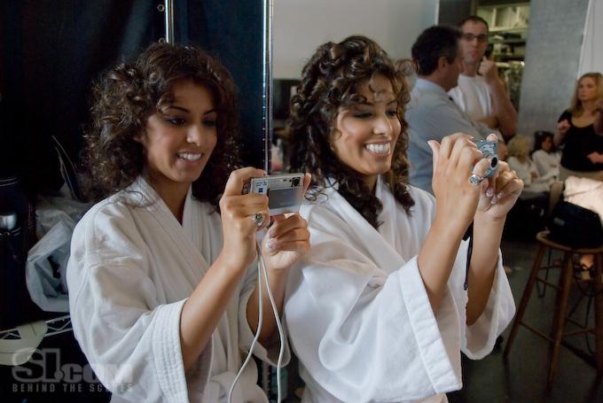 Larisa and Marisa Coy