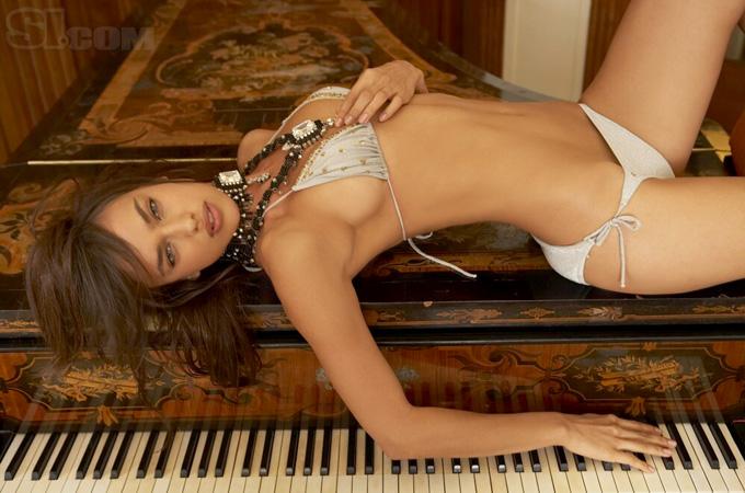 Irina Shayk, SI Swimsuit 2008