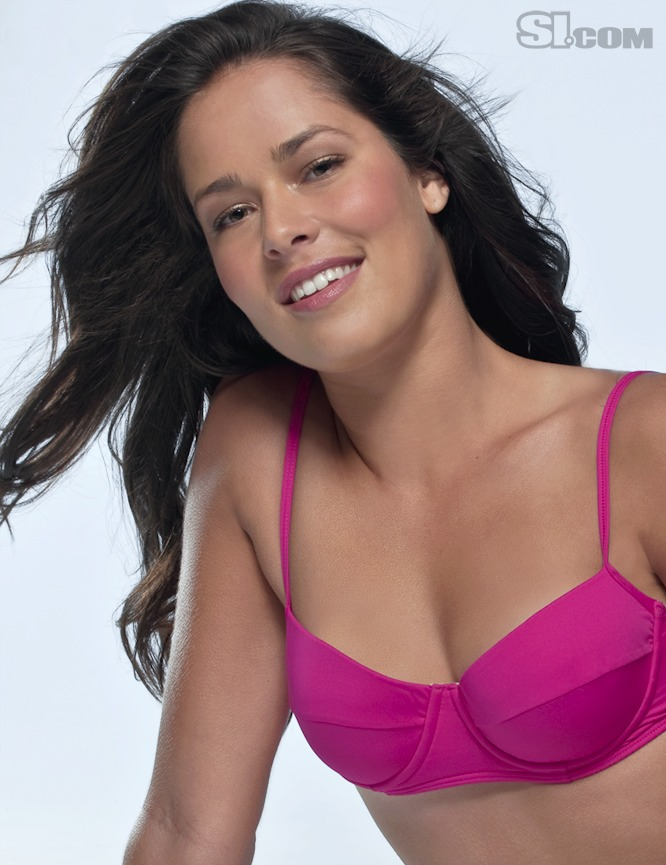 Ana Ivanovic 2010 Sports Illustrated Swimsuit Edition Sicom