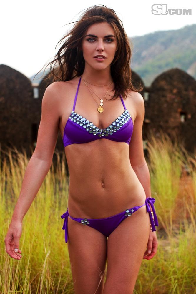 Hilary Rhoda: SI Swimsuit 2010
