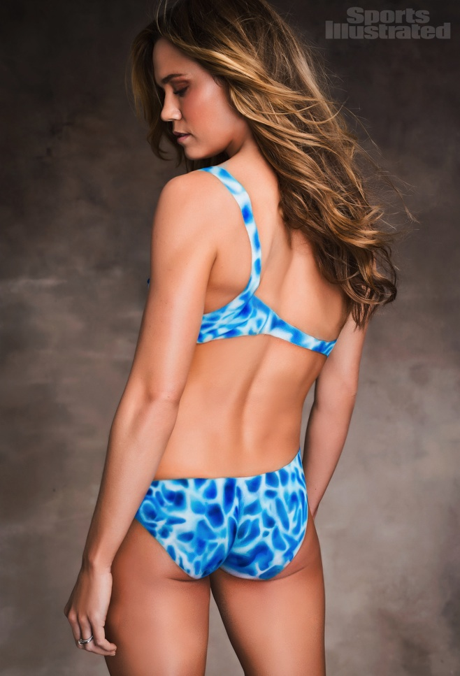 Hot Paint olympian natalie coughlin bares all on the cover of espn's 'body
