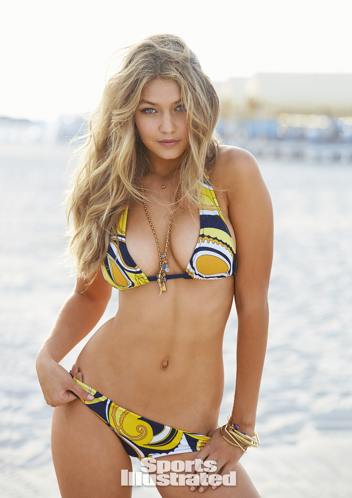 Gigi hadid 2014 swimsuit photo gallery for Best online photo gallery
