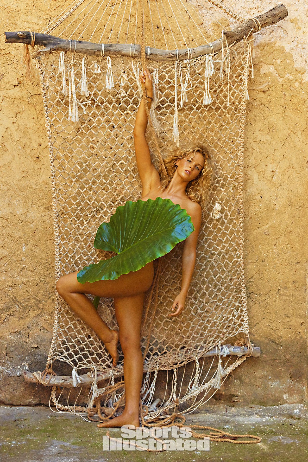 Erin Heatherton was photographed by Ruven Afanador in Zanzibar.