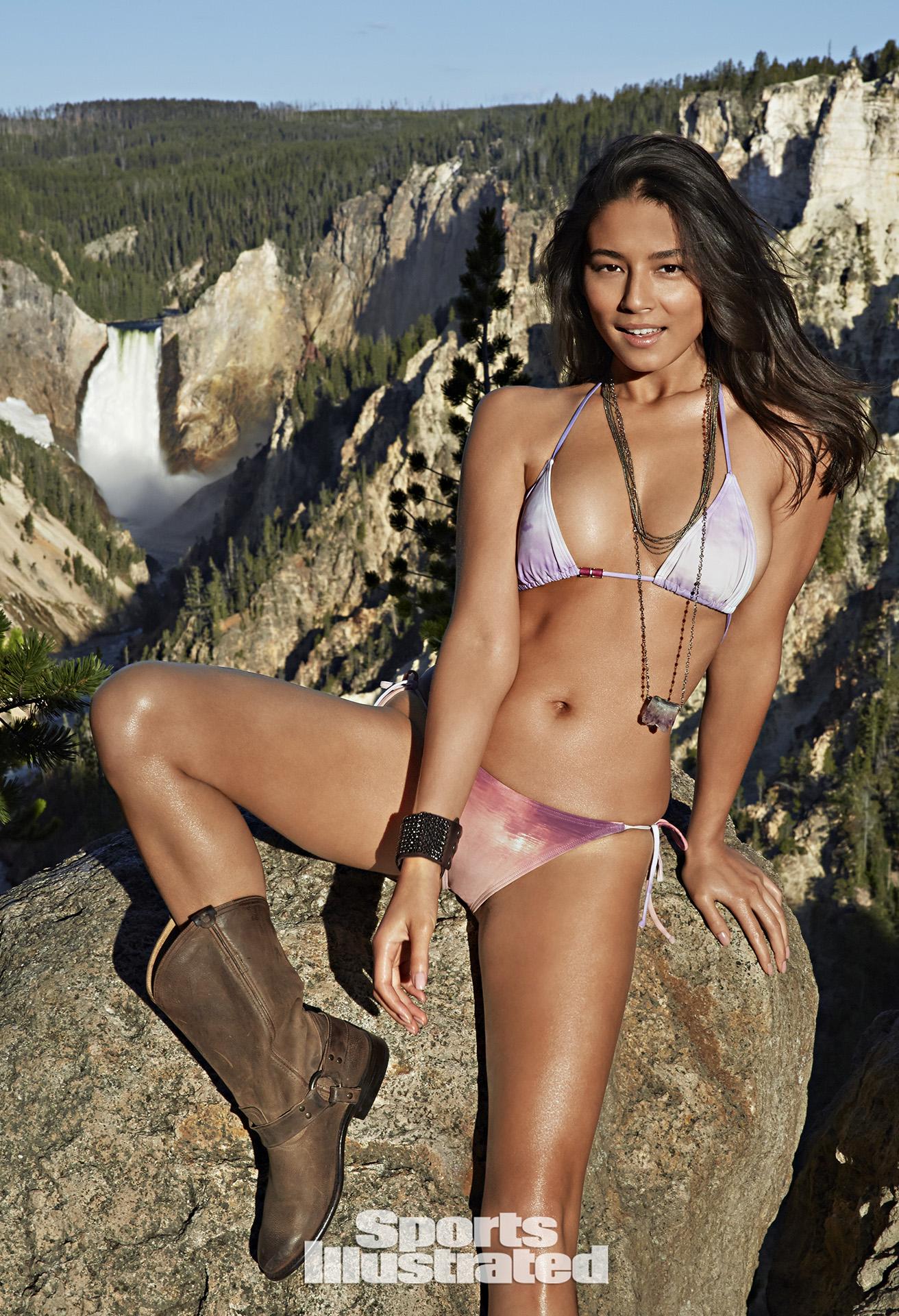 Jessica Henwick Nua jessica gomes 2015 swimsuit photo gallery | si
