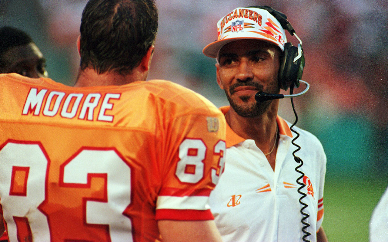 Tony Dungy s long road to his first NFL head coach job  72fad758d