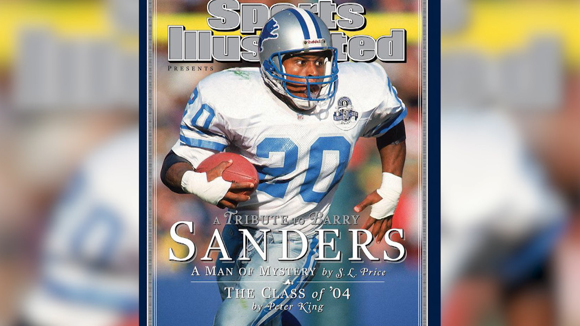 Barry Sanders Reflects On Retirement And Hall Of Fame