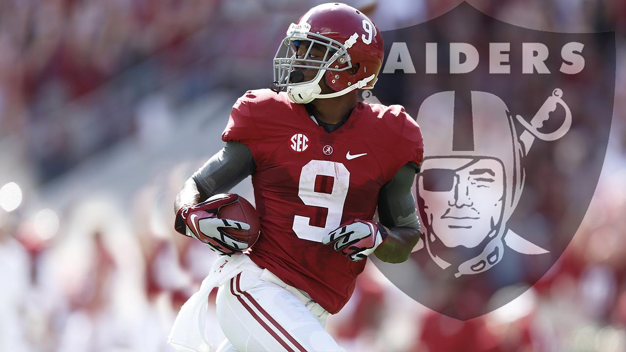 Raiders select Amari Cooper with No. 4 pick IMAGE