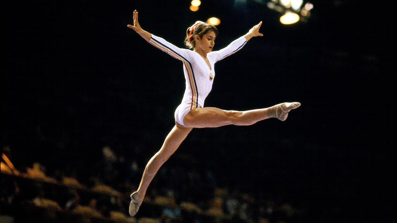 Nadia Comaneci perfect 10 at 1976 Summer Olympics | SI.com