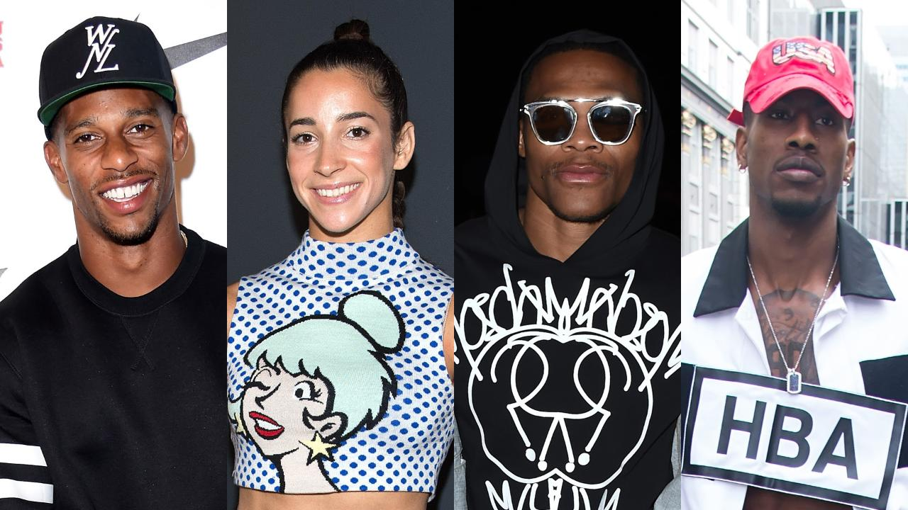 Sports Style Swipe: Athlete's best and worst looks from New York Fashion Week IMG