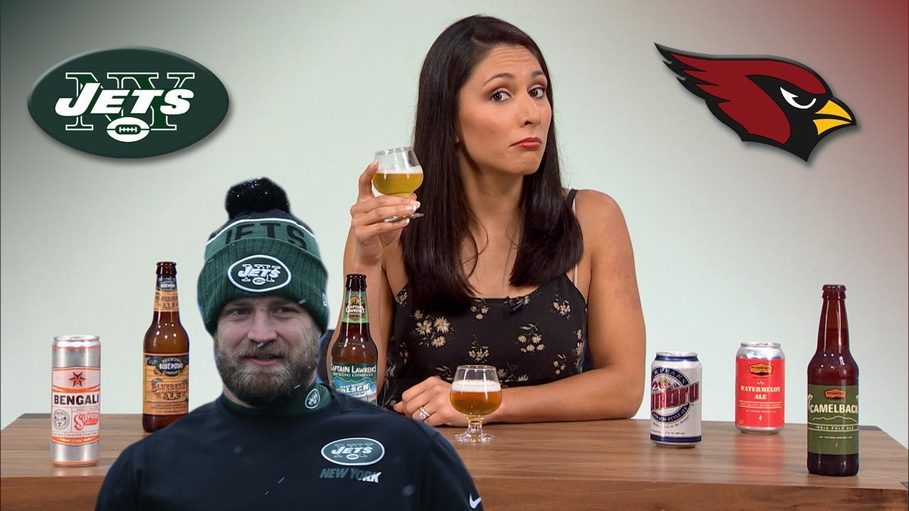 Monday Night Football Beer Pick 'Em Week 6: New York Jets vs Arizona Cardinals IMG