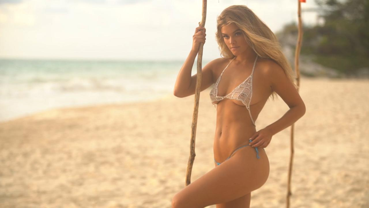 Nina Agdal Intimates, SI Swimsuit 2012 nudes (97 pictures)