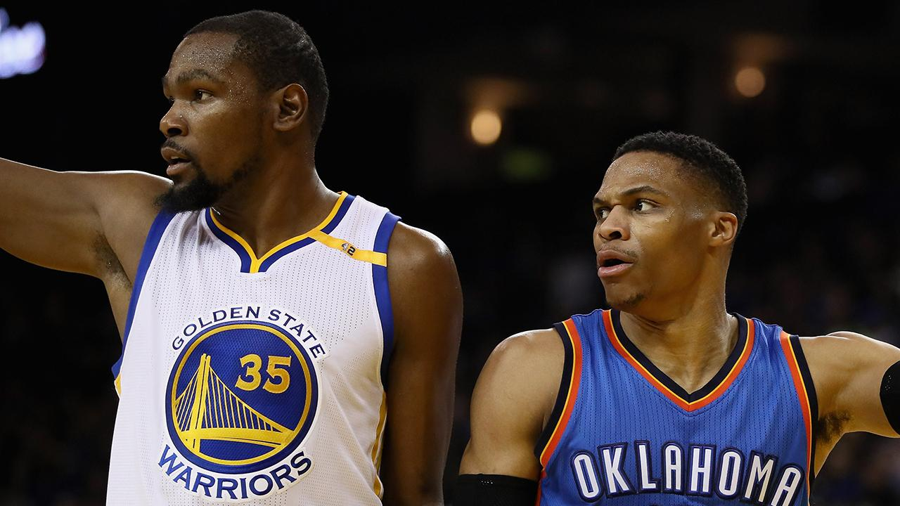 Give and Go: Durant's returns to Oklahoma City IMG