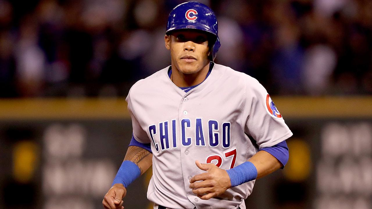 Addison Russell's wife files for divorce, won't talk to MLB