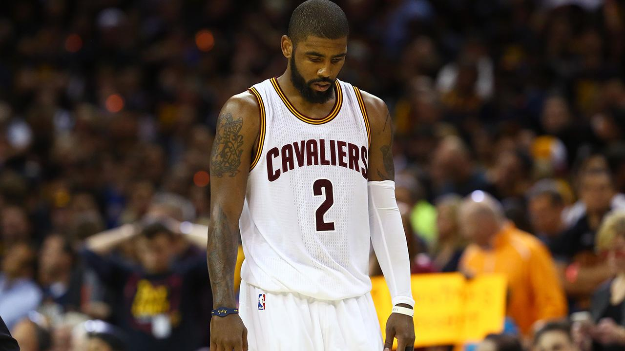 Report: Kyrie Irving Asked Cavs to Trade Him