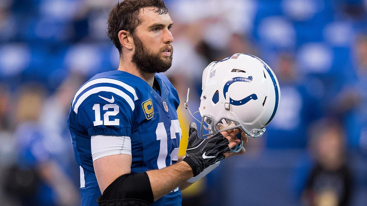 Colts Quarterback Andrew Luck to Start Training Camp on PUP List