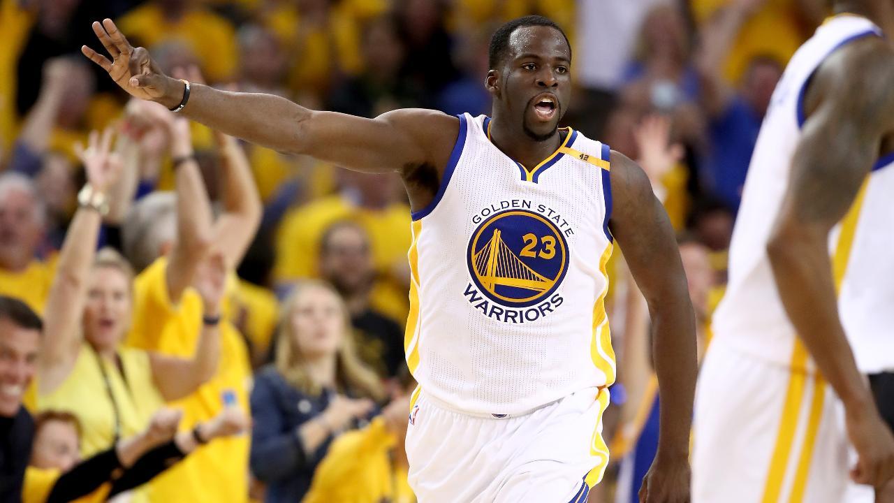 Warriors All-Star Draymond Green Being Sued for Alleged Assault, Battery