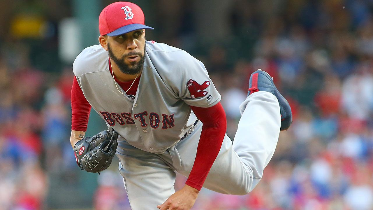 Reports: Red Sox Will Place David Price on DL with Elbow Problem