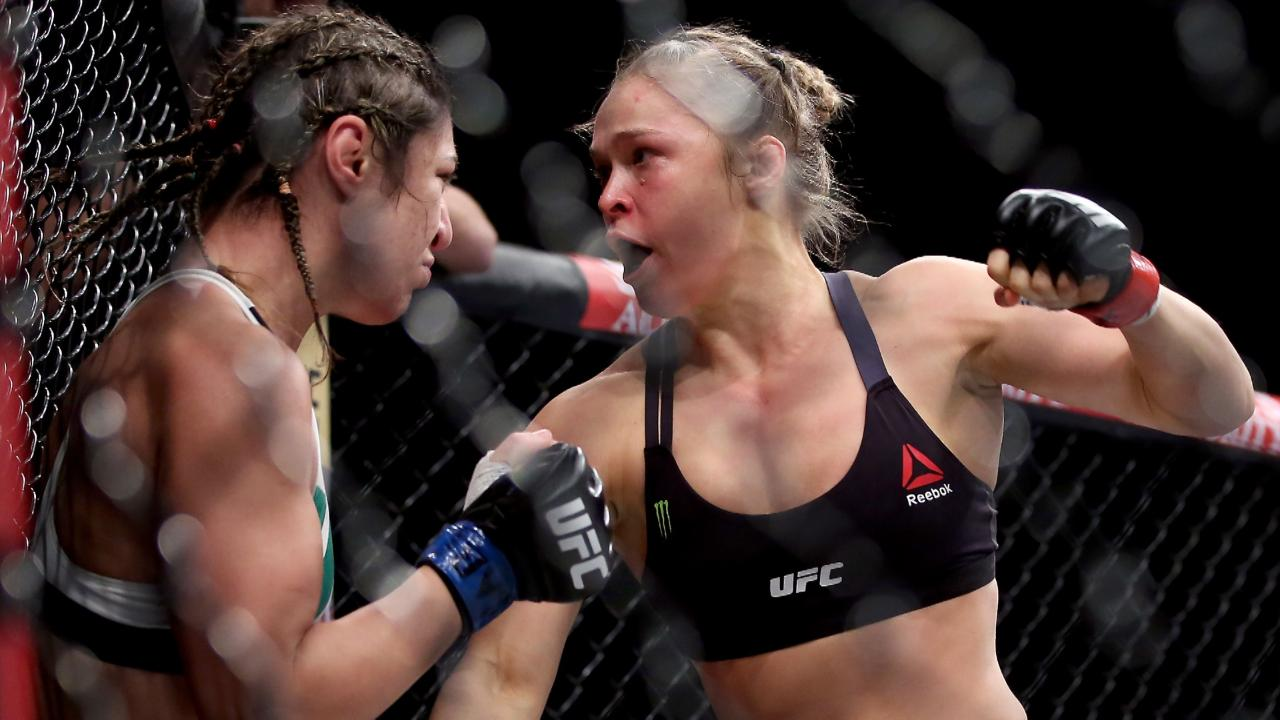 UFC President Dana White Doesn't Think Ronda Rousey Will Fight Again