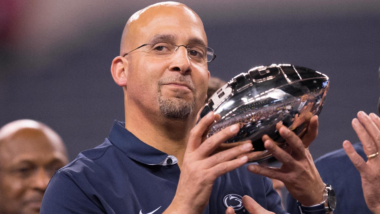 Penn State Approves New Deal for James Franklin Worth $5.8 Million a Year