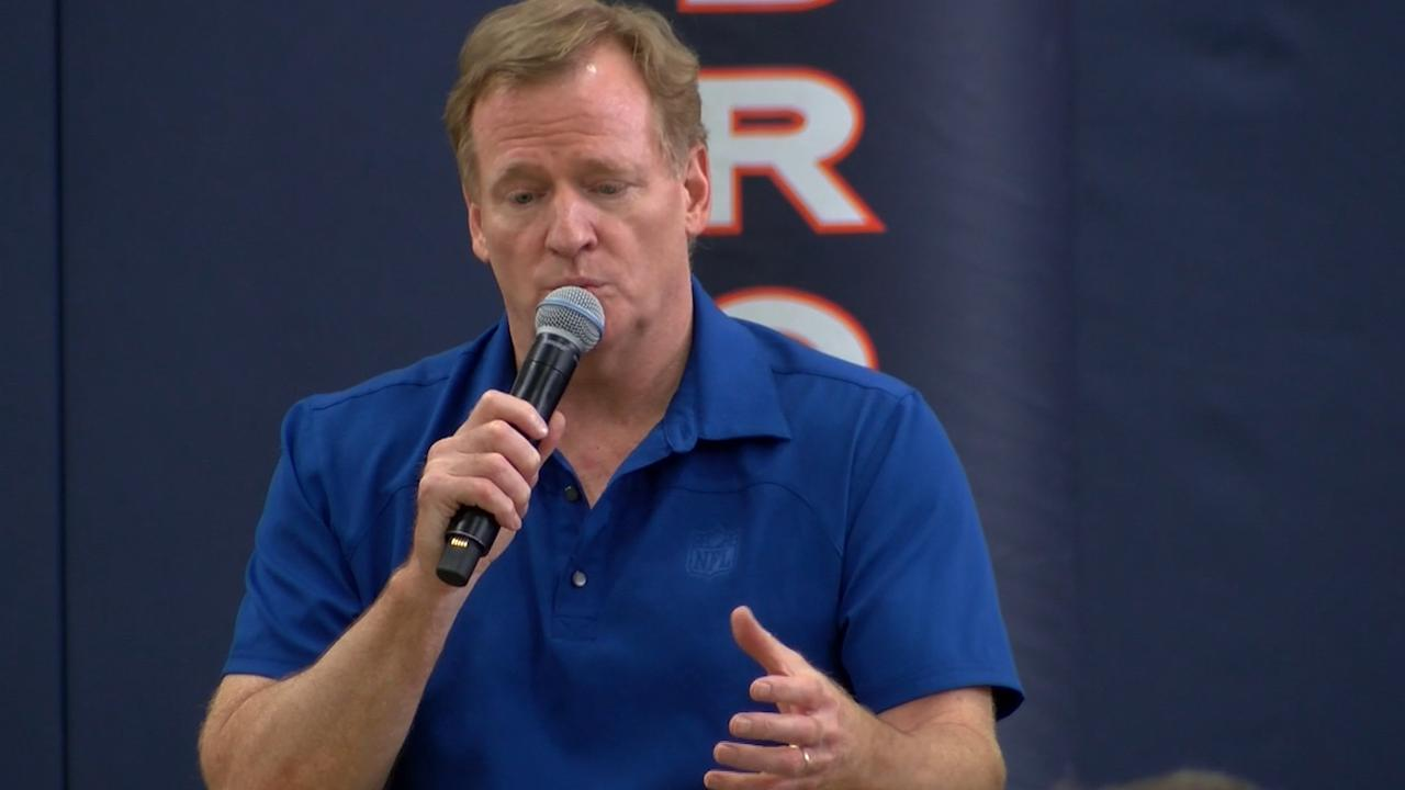 Report: Roger Goodell Close to Receiving Contract Extension IMAGE