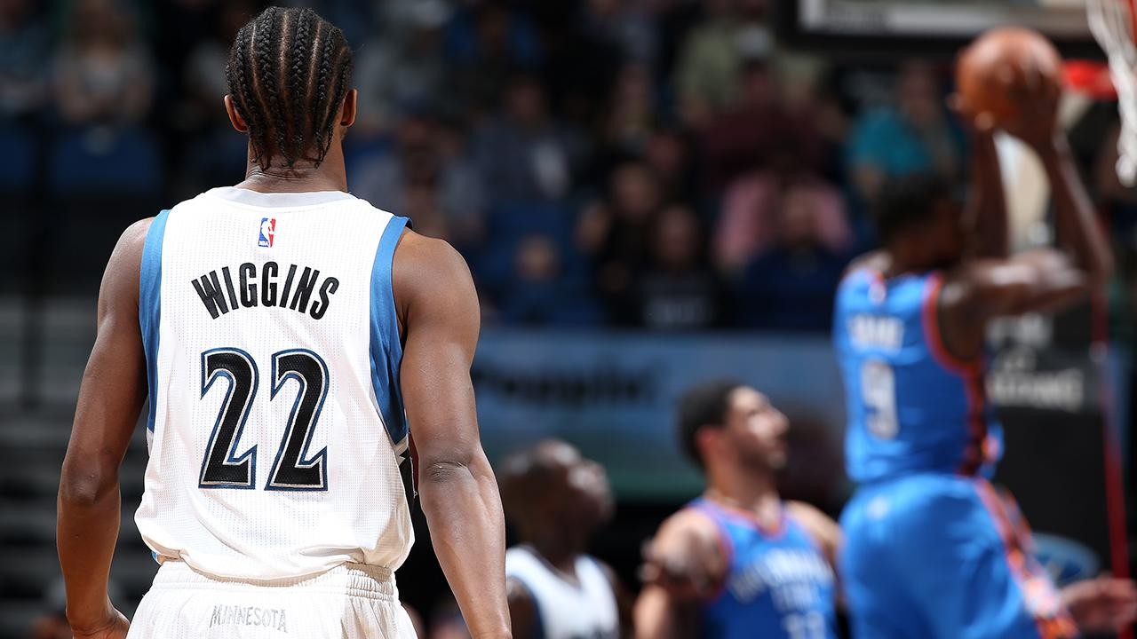 Andrew Wiggins Fires Agent After Negotiating Max Extension With Timberwolves