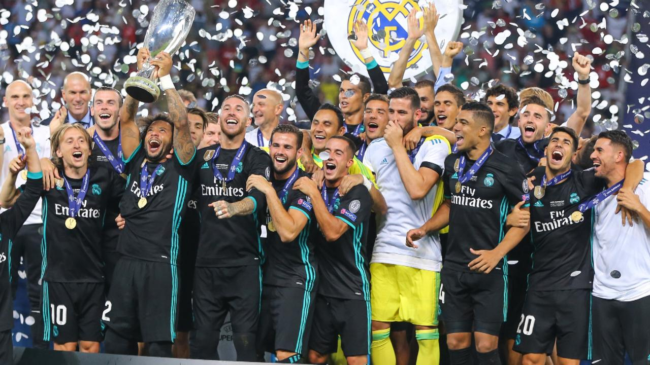 Real Madrid Quietly Changes Course