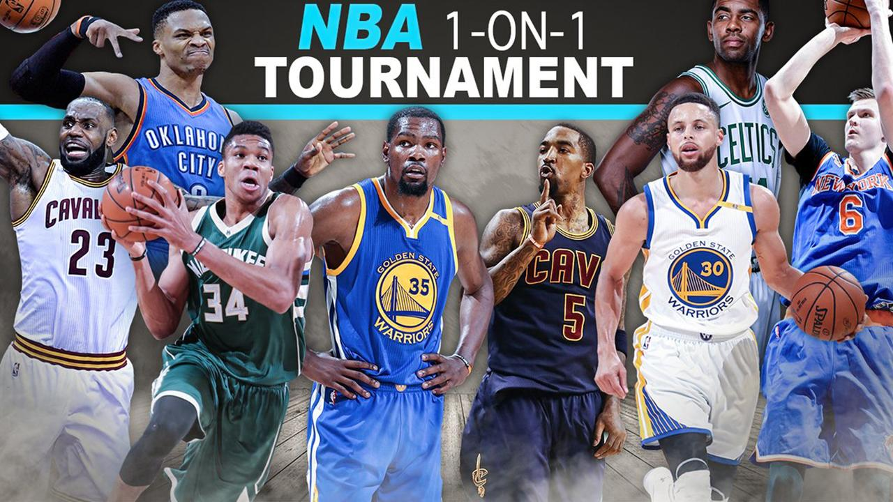 Best NBA 1-on-1 Tournament Finals IMG