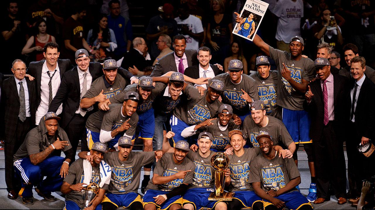 Report: Warriors Will Meet This Fall to Decide on White House Visit