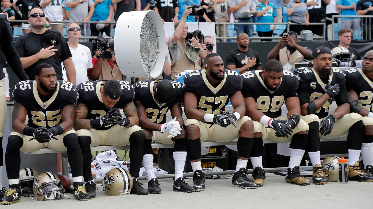 Saints Players React to Donald Trump's Comments