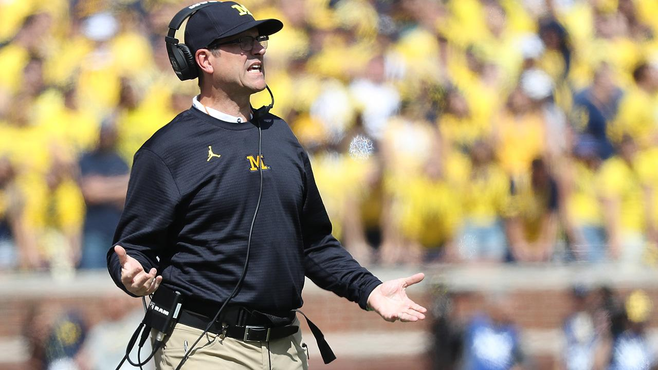 Jim Harbaugh Rips Conditions at Purdue