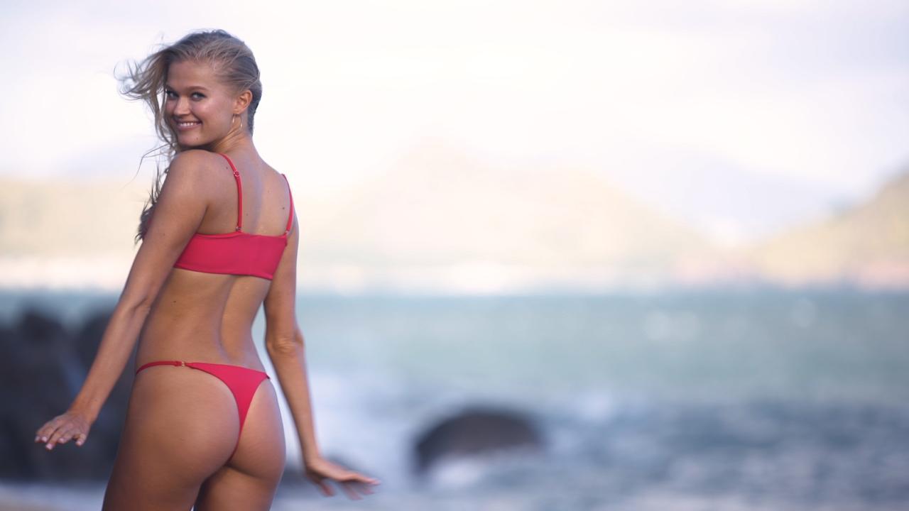 Vita Sidorkina Outtakes SI Swimsuit 2018