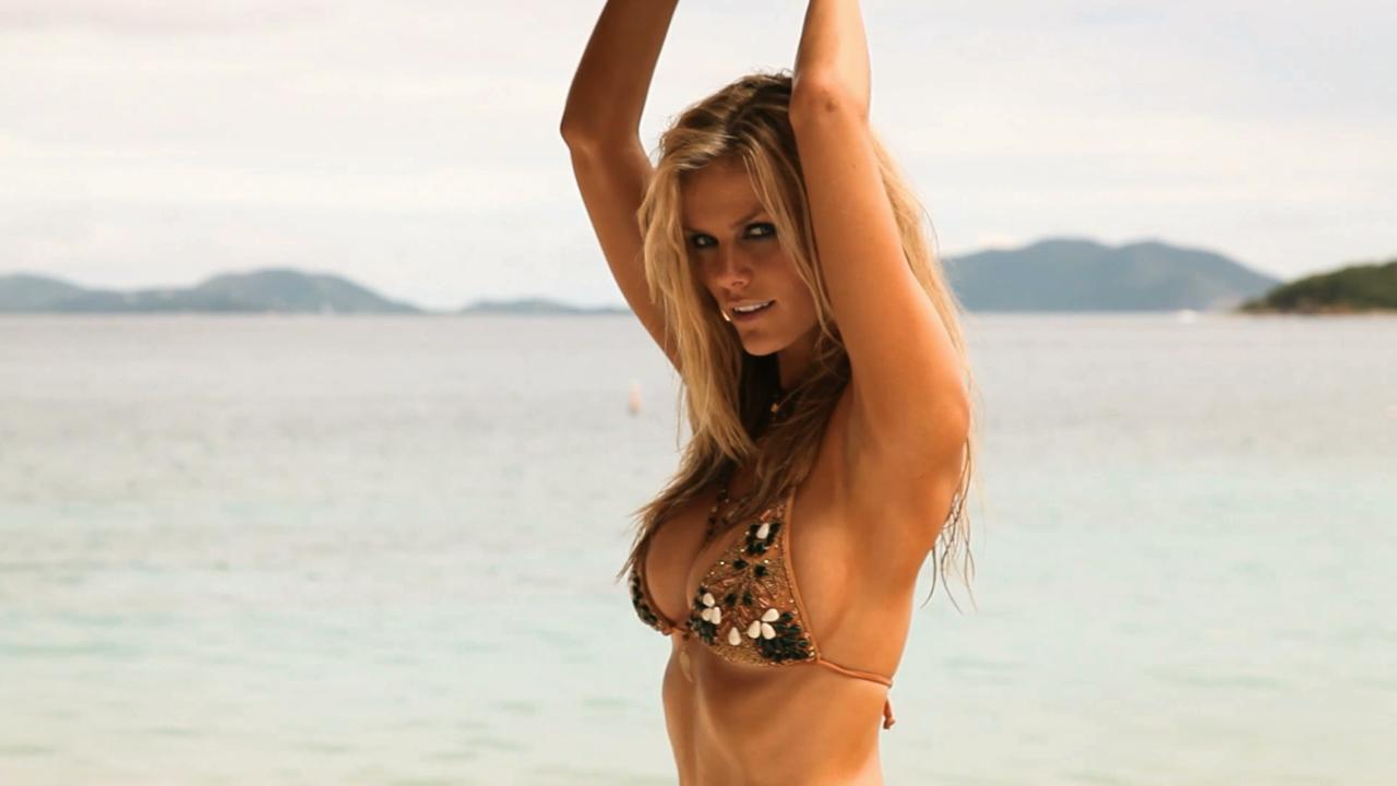 Brooklyn Decker brings you behind her SI Swimsuit shoot