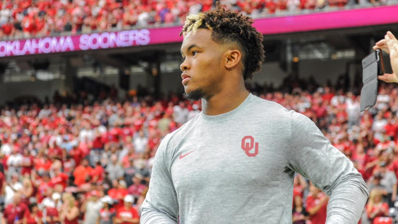 Oklahoma QB Kyler Murray Signs Deal With A's, Will Play Football in 2018
