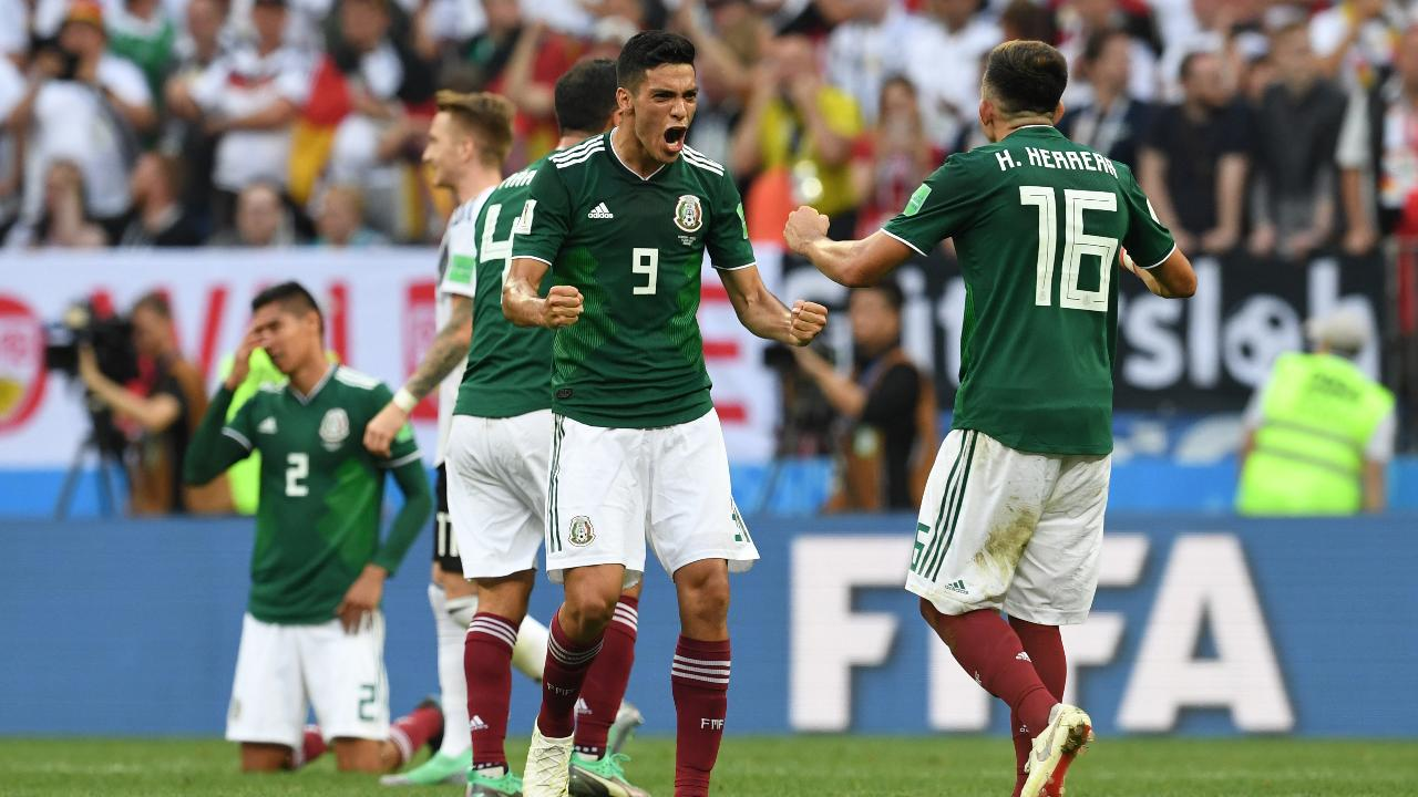 Mexico Delivers 'Biggest Win Of Its Modern World Cup History' With Victory Over Germany