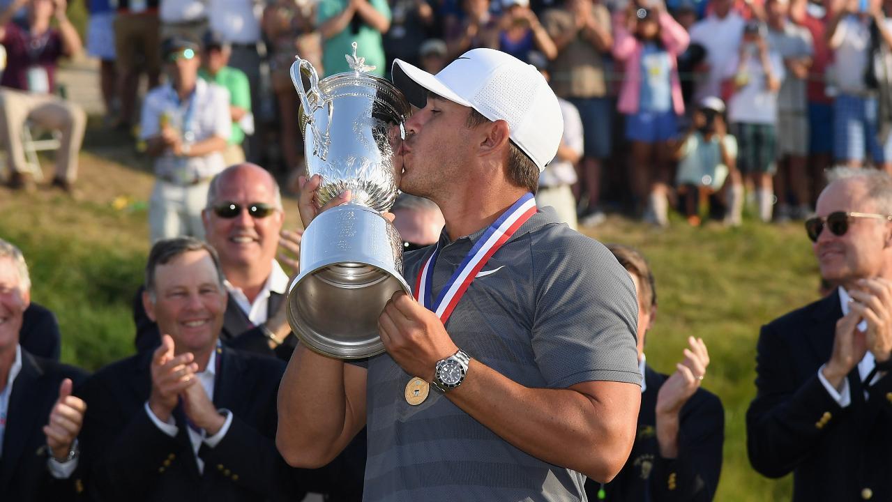 Brooks Koepka Wins Second Consecutive U.S. Open