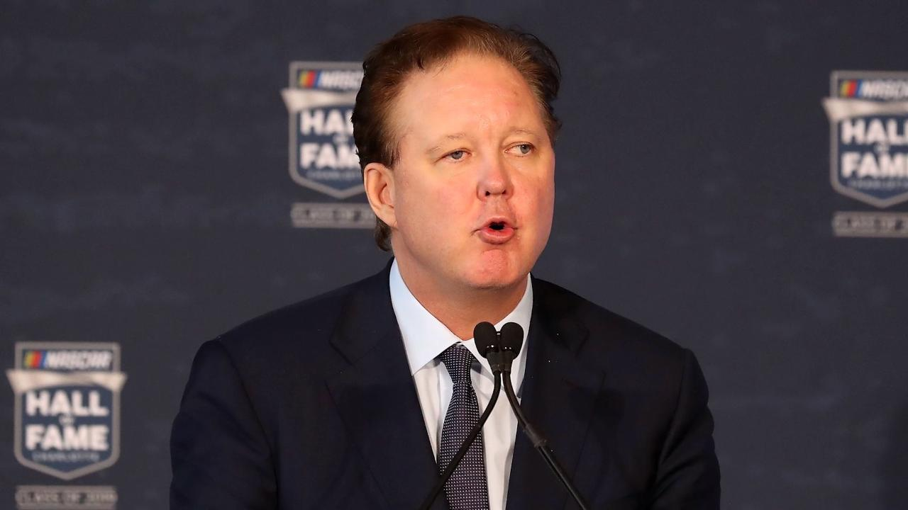 NASCAR CEO Brian France Arrested For DUI in Hamptons