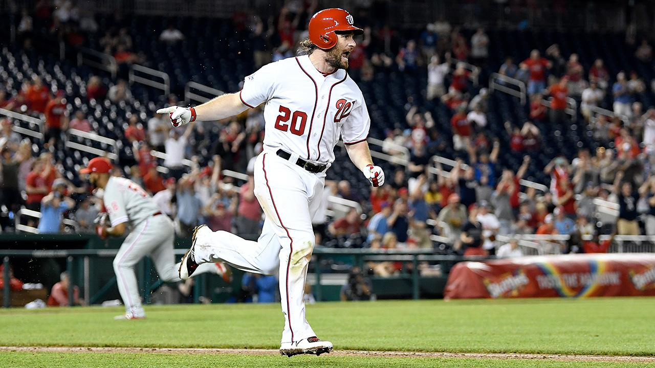 Daniel Murphy Traded To Cubs As Nationals Fire Sale Begins