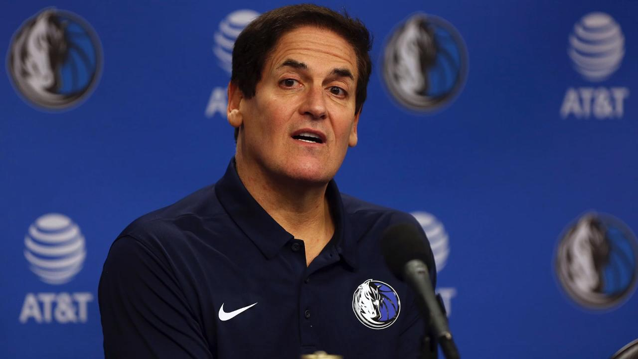 Mark Cuban to Donate $10 Million After NBA's Investigation Into Workplace Misconduct