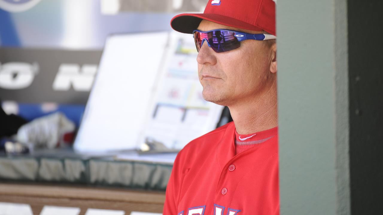 Texas Rangers Fire Manager Jeff Banister