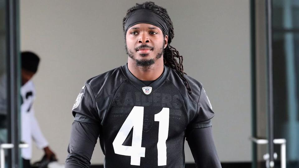Former Raiders LB Neiron Ball in Medically-Induced Coma