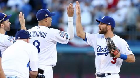 Clayton Kershaw's Left Arm Has Dodgers One Win from World Series