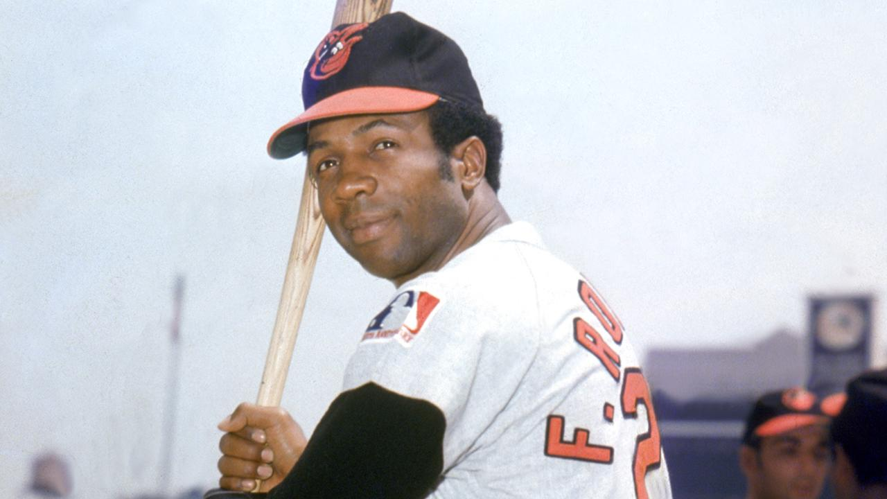 Baseball Legend, Pioneer Frank Robinson Dies at 83